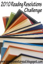 2010 Reading Resolutions Challenge
