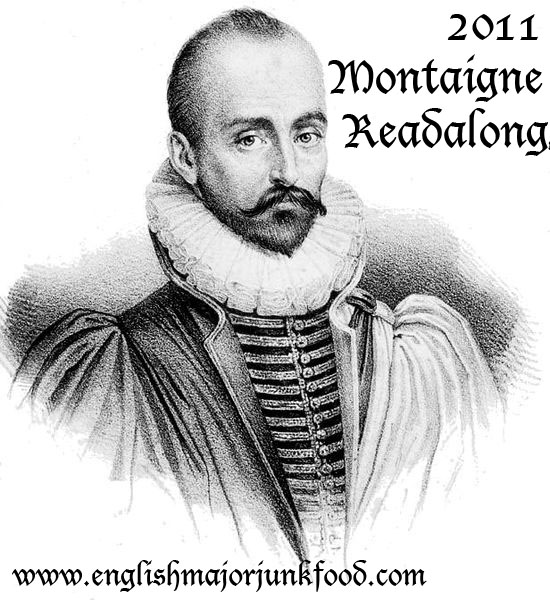Montaigne Readalong: Week One