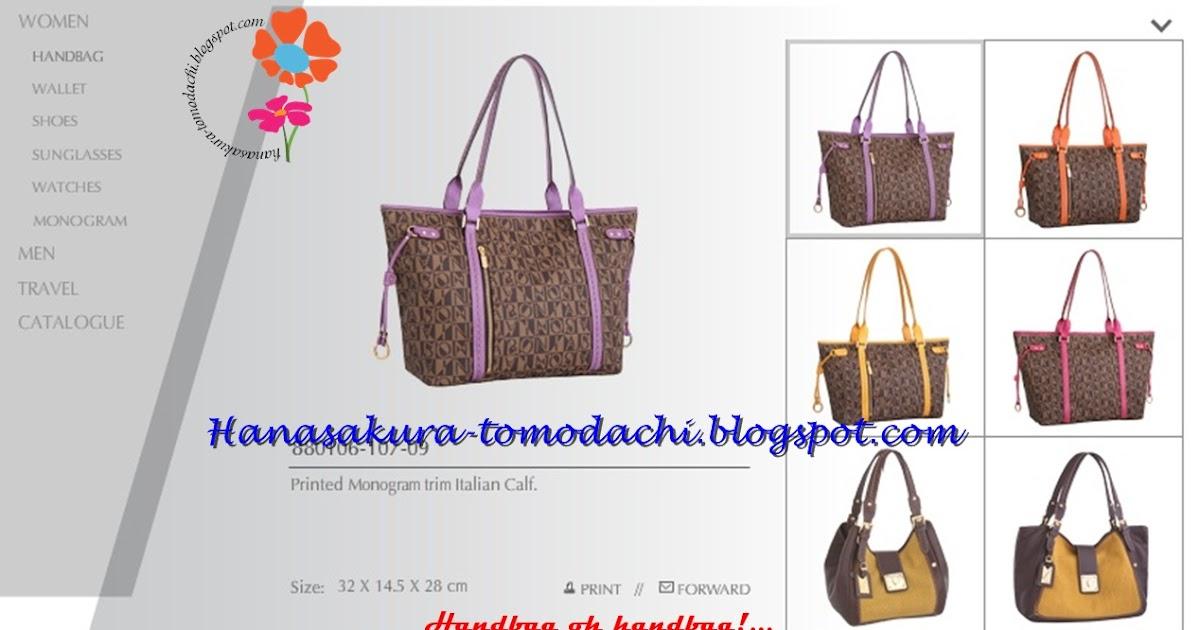 5b4398a12919 Hana Sakura: Handbag oh handbag!...