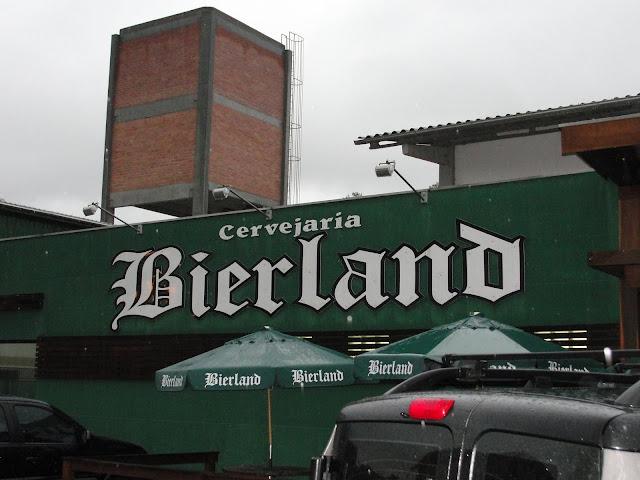 Cervejaria Bierland.