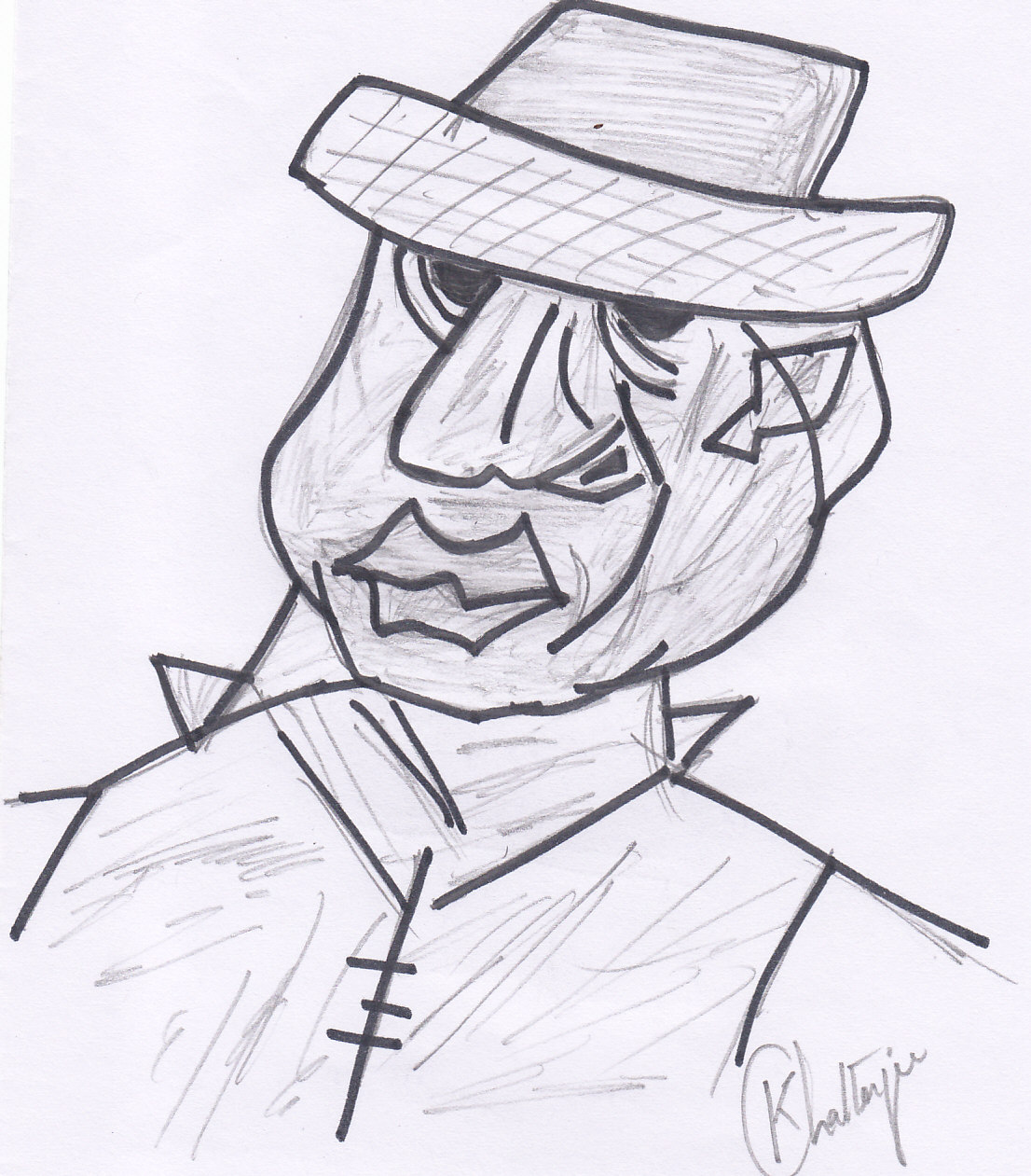 Welcome to my blog: My Cartoon Sketches 1