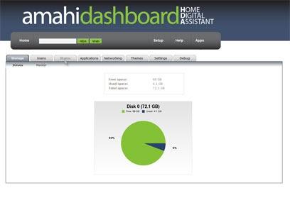 Amahi Home Server ~ Bauer-Power Media