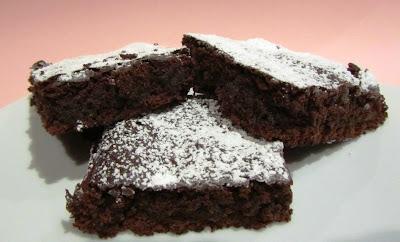 Aggiungi Un Posto A Tavola Brownies Al Cioccolato E Arancia Di