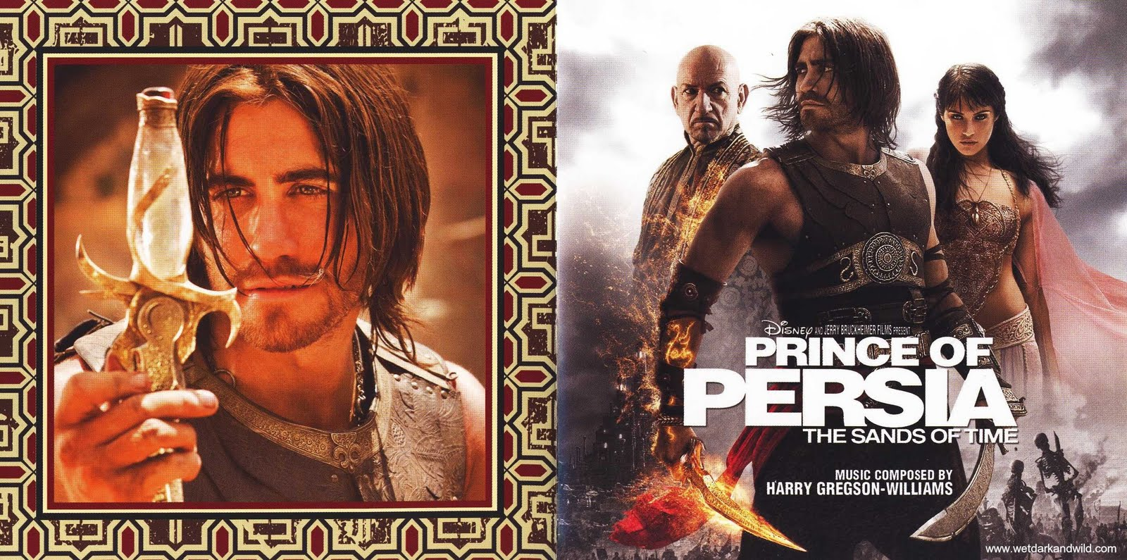 Weirdland Jake Gyllenhaal Nominee To Teen Choice Awards For Prince Of Persia