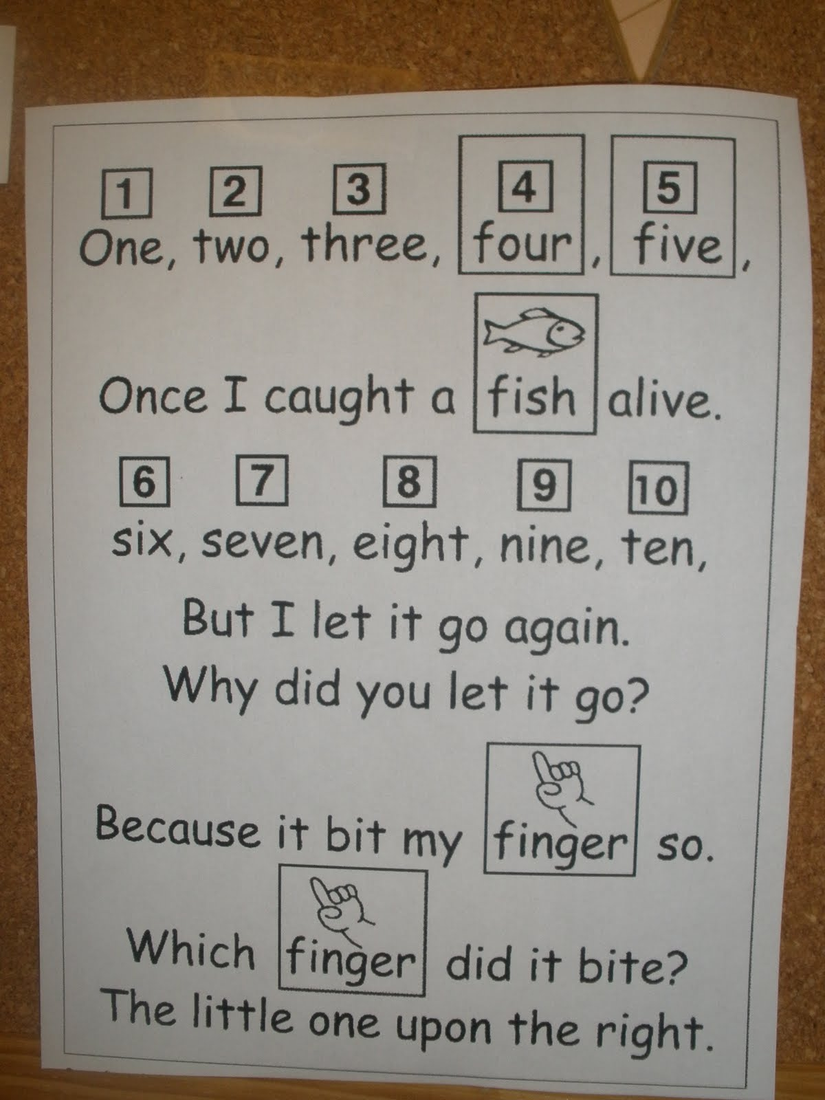 I Used To Have A Brain Preschool At My House
