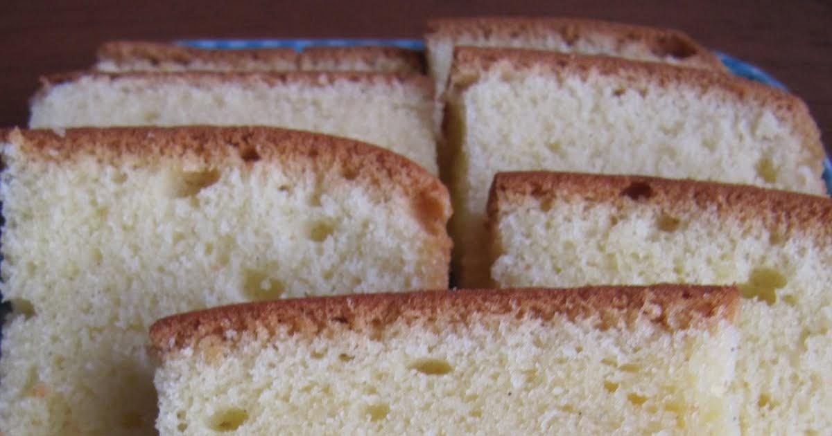 Golden Churn Butter Cake