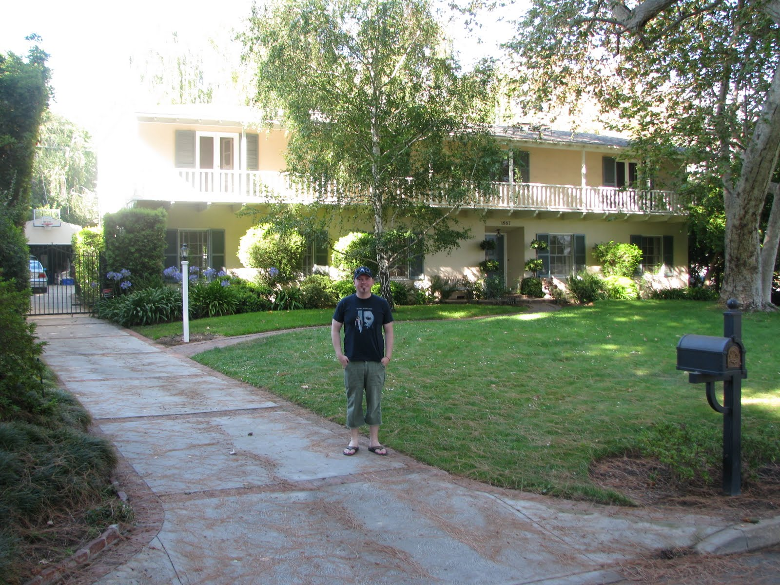Set Jetter Movie Locations And More Step Brothers 2008