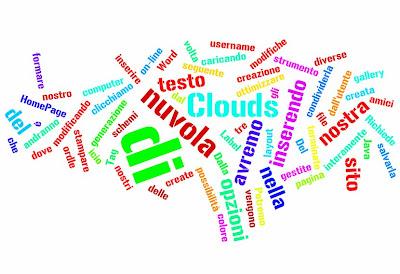 """Comunicare nella """"nuvola d'informazione"""""""