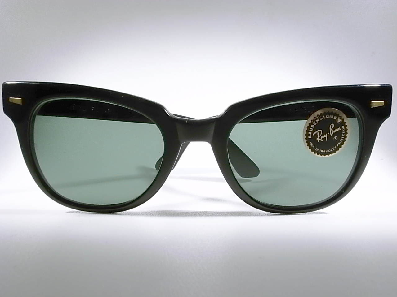 8195eb3845637 M VINTAGE SUNGLASSES COLLECTION  B L RAY BAN METEOR MADE IN FRANCE
