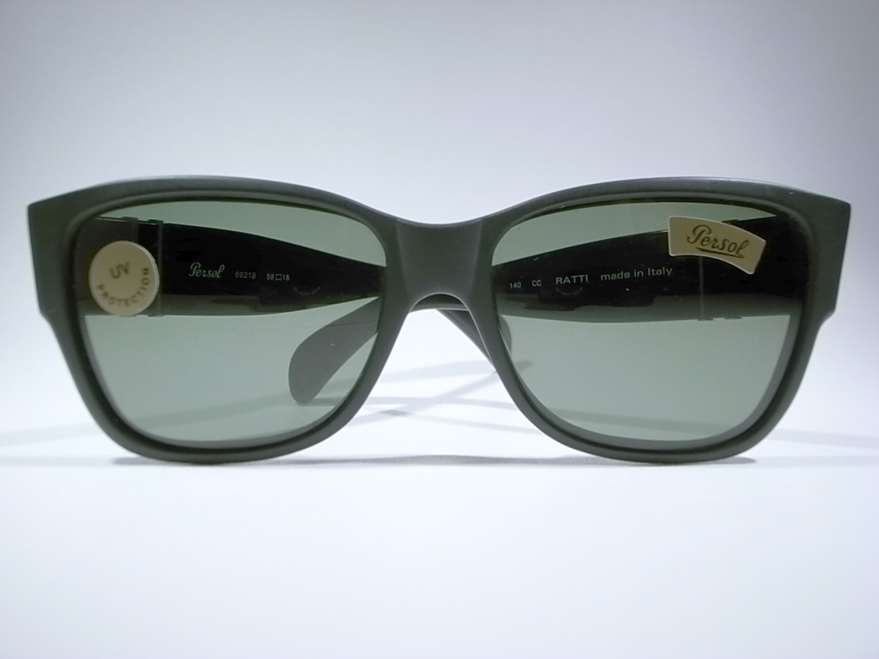 ac815d1075a04 M VINTAGE SUNGLASSES COLLECTION  PERSOL RATTI 69218 made in ITALY