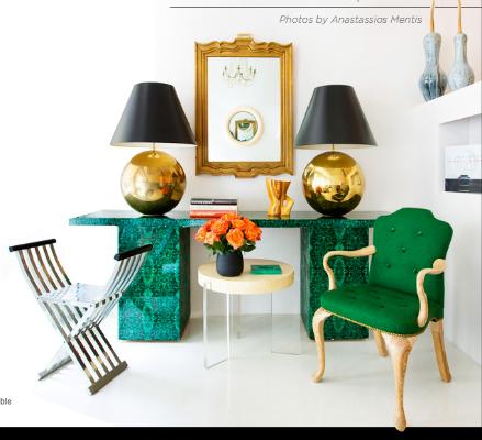 Bazaar of Serendipity: Serendipitous Combo: Green,Black