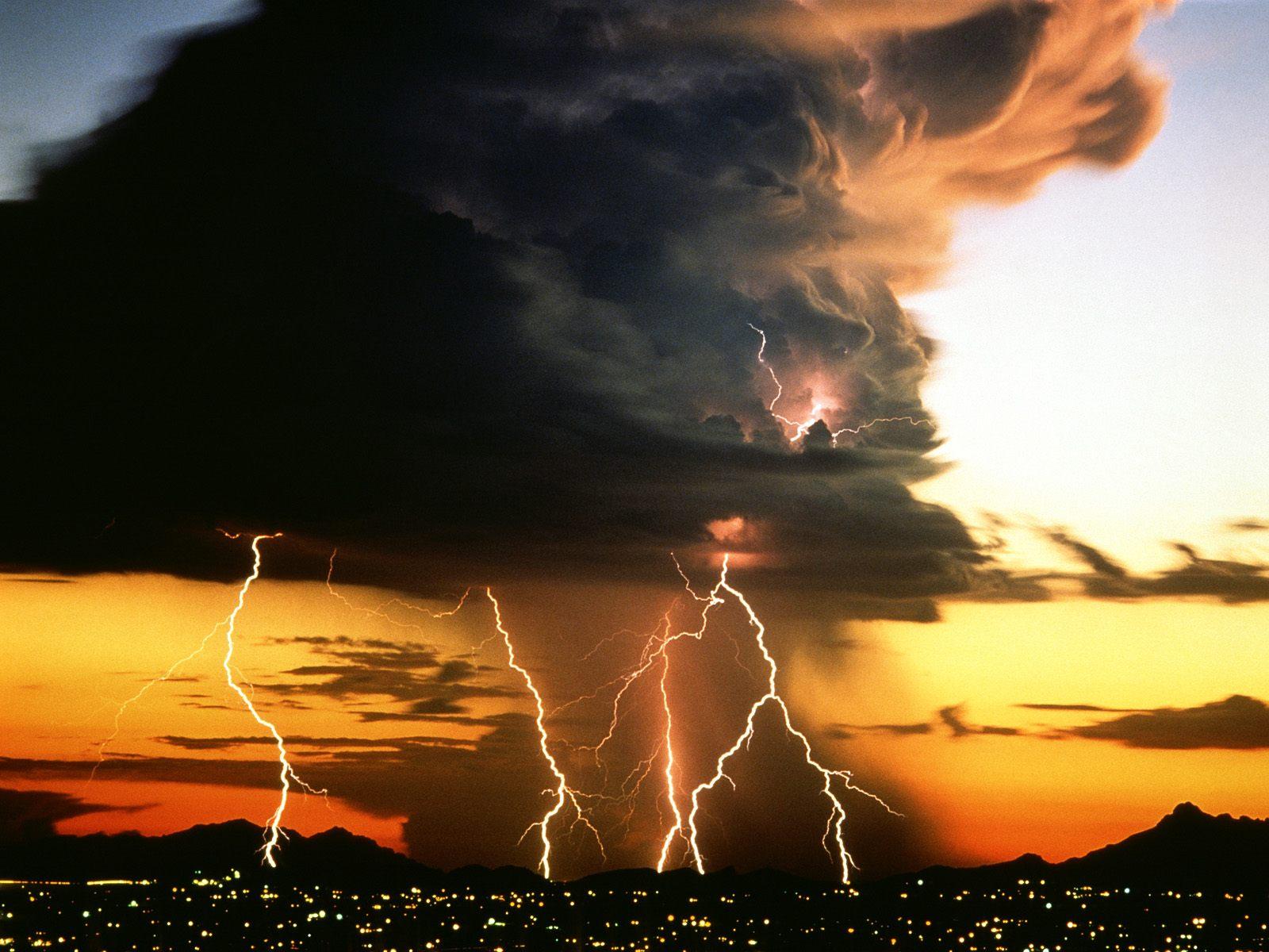 Onweer Achtergronden | HD Wallpapers