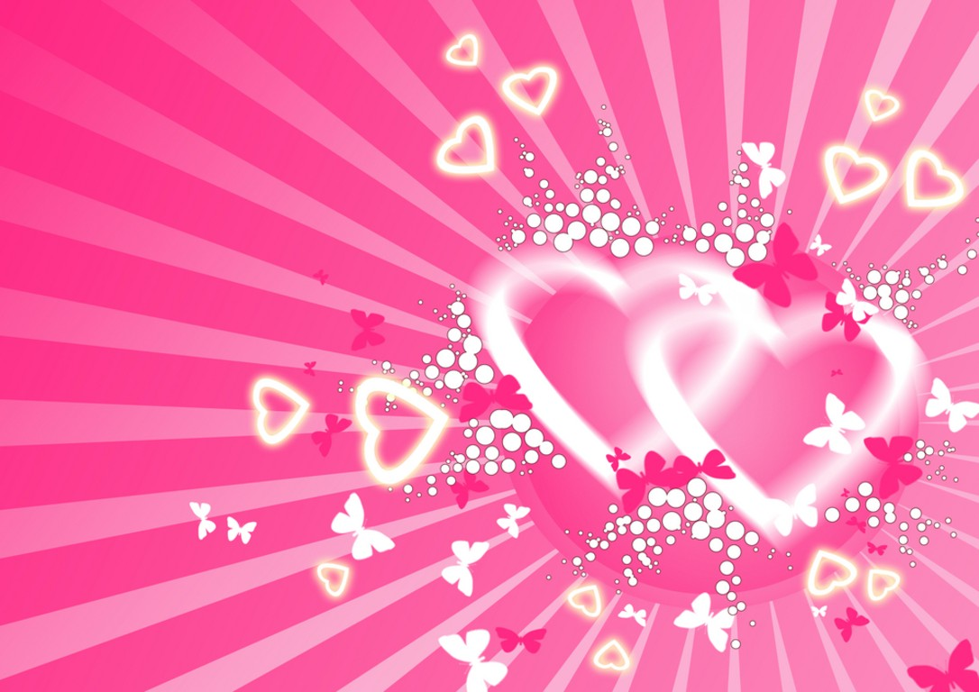 hearts desktop wallpaper - photo #32