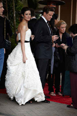 Blogger of the Bride: Hot Colin Firth's hot wife Livia ...