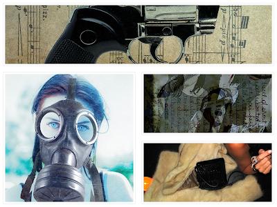 collage graphic art