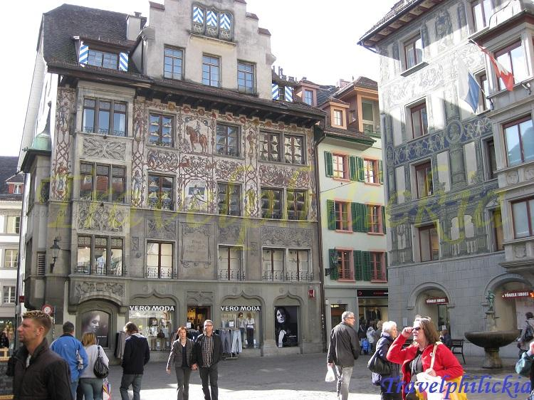 reputable site d3fe5 e806a Travel to relax, eat and shop ......: Luzern