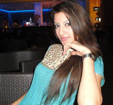 Sri Lankan Super Model Tharushis stunning outfit ~ Sri