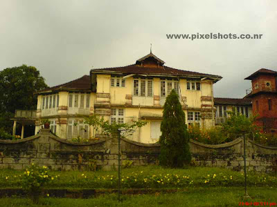 keralas old palace in ernakulam cochin india,hill palace photograph