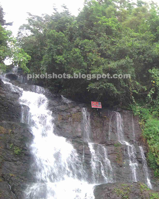 idukki district waterfalls,small waterfalls kottayam kumily road near kuttikanom,mountain spring falls