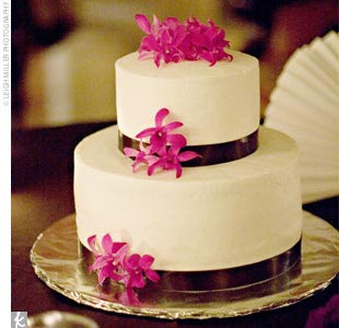 Engaged Five Tier Cake Design