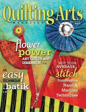 Quilting Arts June/July 2010