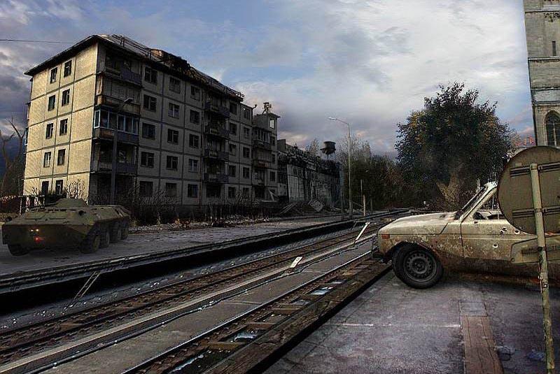 """...плоскости-  """"выброс """",  """"Чернобыль """" и той навязанной сценарной линии."""