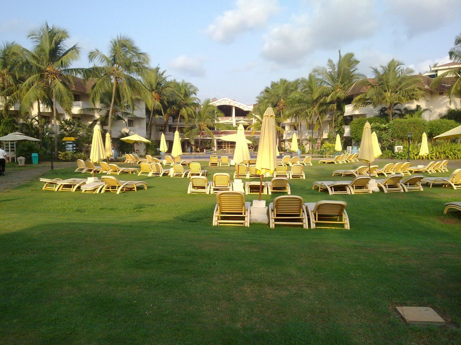 private beach resorts in goa