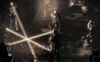 Sky Captain: Robots shoot beams