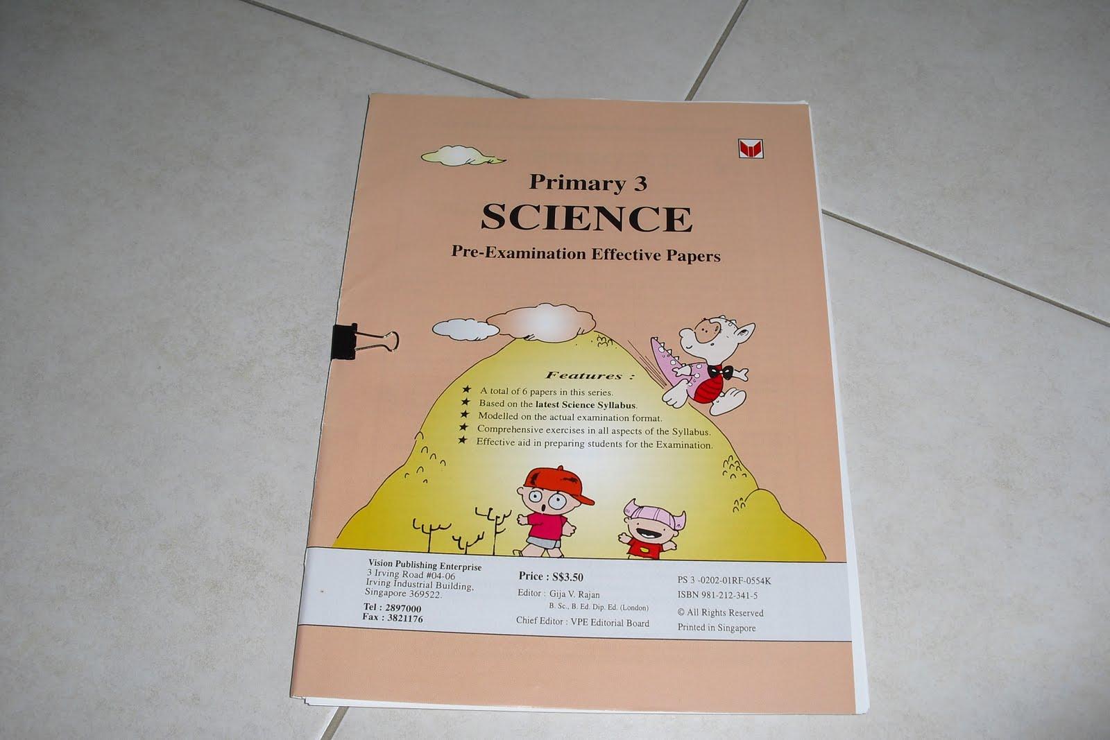 Enterprise 3 Test Book