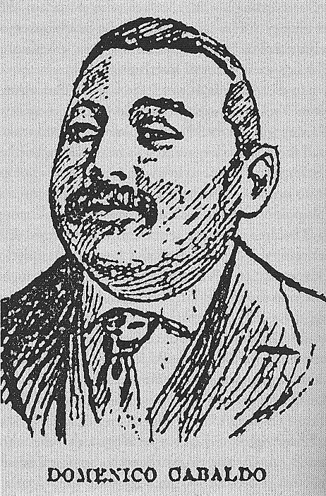 Domenico drawn portrait