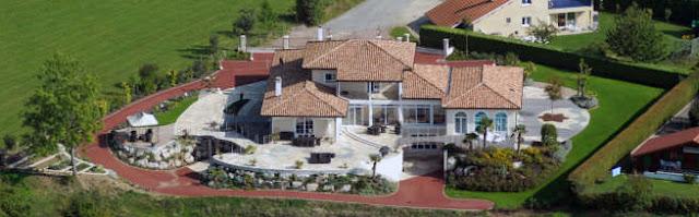 Aménagement villa de luxe