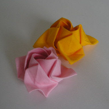 Cloth rose