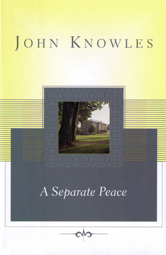 A literary analysis of a seperate peace by john knowles