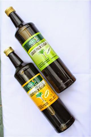 diva's liquid palm sugar