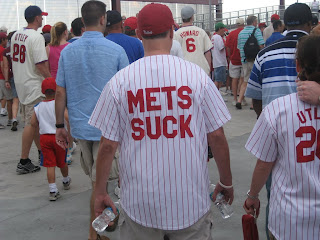 Phillies fan (cant say I disagree with his jersey)