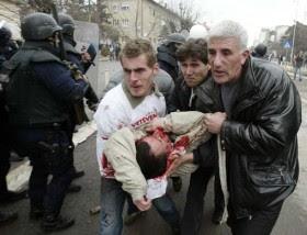Fn styr i protektoratet kosovo