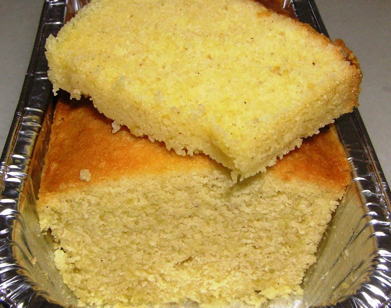 Sugee Butter Cake