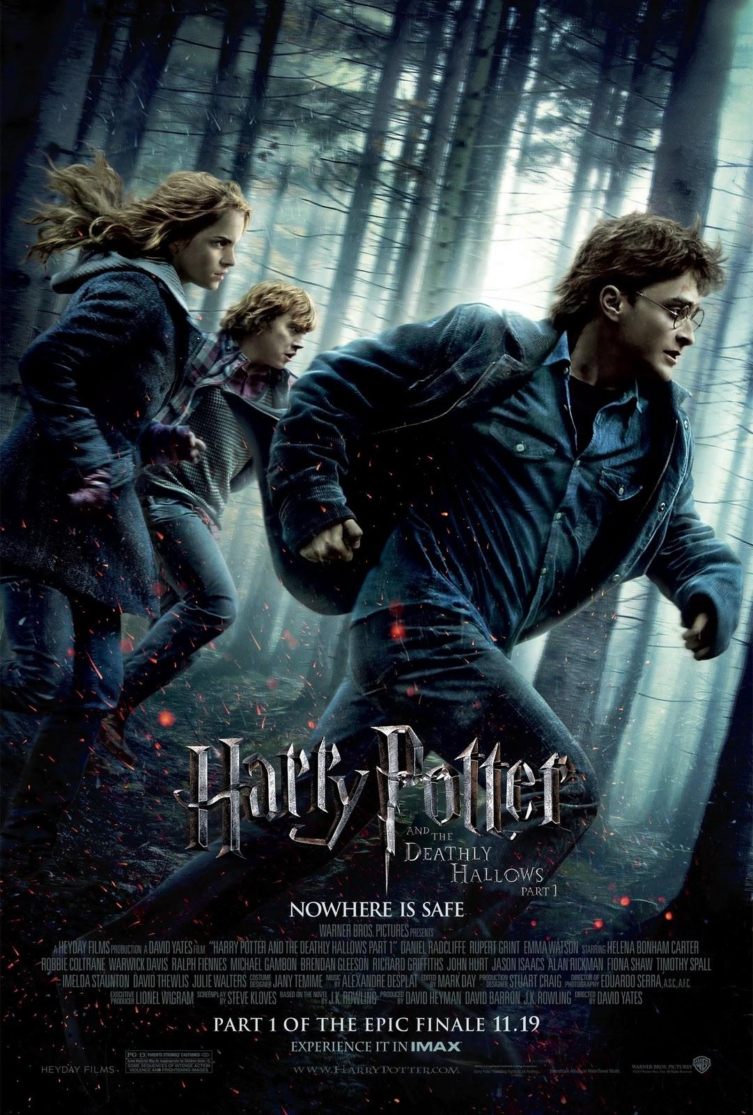حبكات الافلام فيلم هاري بوتر ومقدسات الموت الجزء 1 Harry