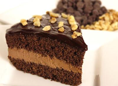 Chocolate Cake And Heartburn
