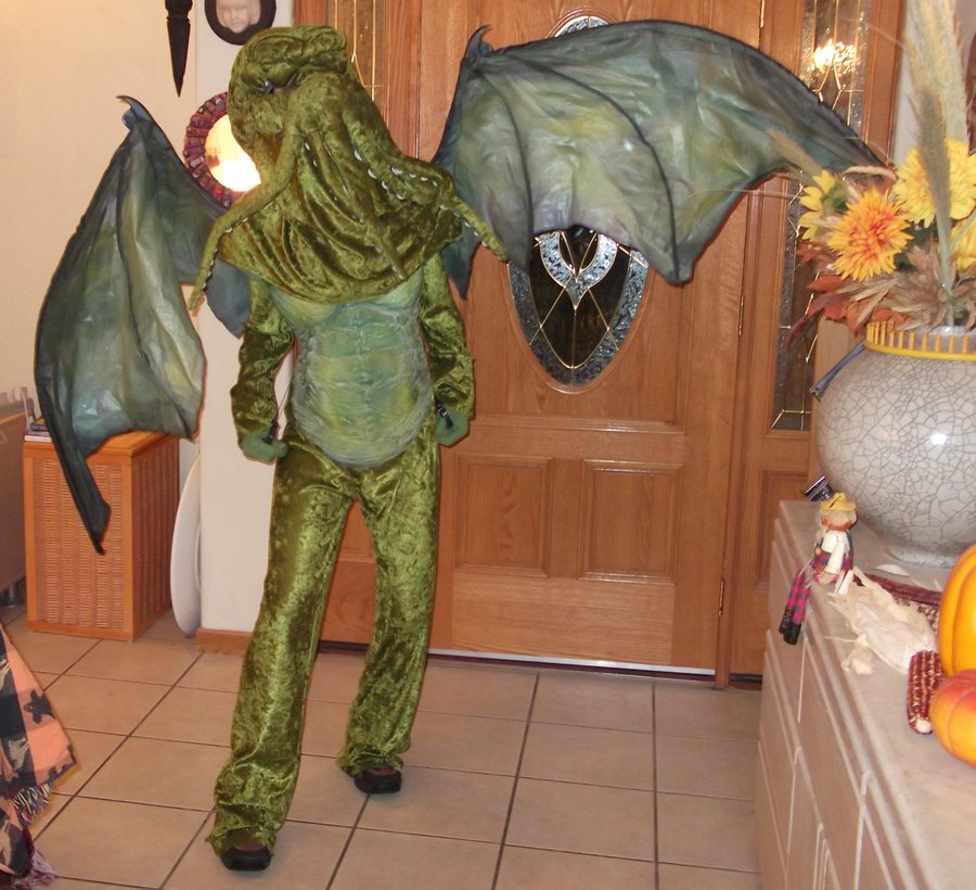 Propnomicon: Cthulhu Walks the Earth on All Hallows Eve