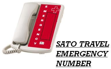 Sato Travel Europe Contact Number