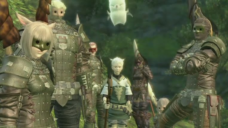 The Ishgardian: FFXIV at E3 2010    Live Report with Tanaka!