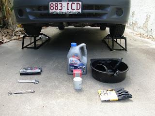 Colin's: DIY 汽車機油與濾心