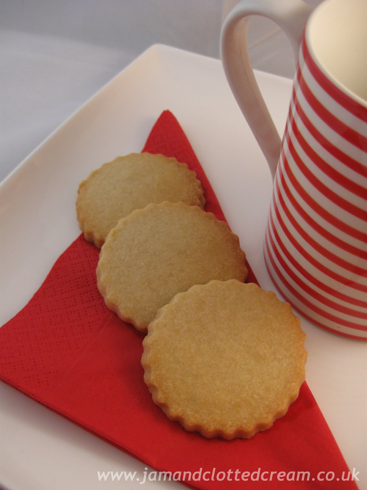 Food Processor Shortbread