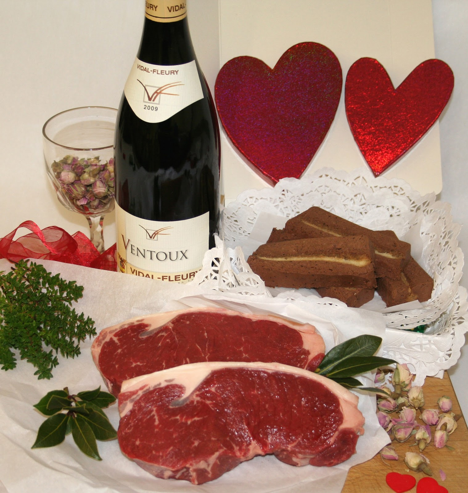 Win a Heal Farm Valentines Meal Box