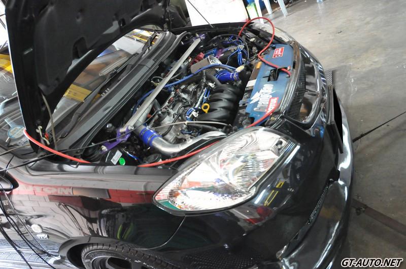 Toyota Vios Turbo: GT Auto Stage 1 Special Turbo Kit