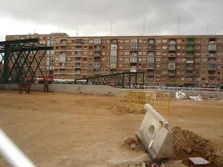 La rehabilitación de las casas del Manzanares