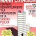 Mañana manifestación contra la privatización de la sanidad