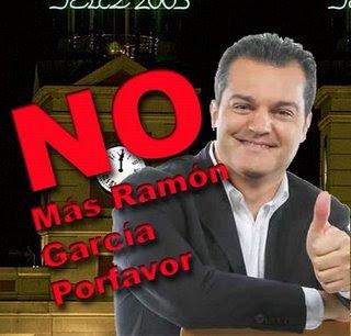 ¿Te importa que Ramón García de otro año más las campanadas de fin de año?