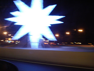 La estrella de Arco de Moncloa